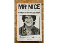 Mr Nice (Howard Marks) book