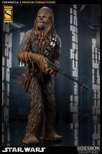 NEW Sideshow Collectibles Star Wars Chewbacca Premium Format Stirling Stirling Area Preview