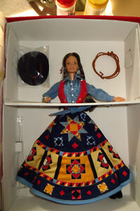 1998 Western Plains Barbie - (reduced)