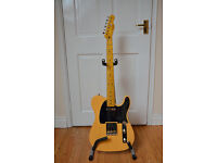 Squier Fender Classic Vibe Telecaster 50's Butterscotch Blonde Electric Guitar - Price Reduced