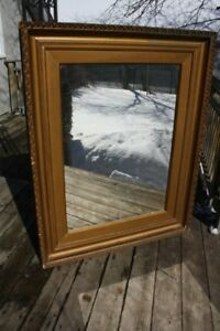Fabulous, Large Scale Antique/Vintage Mirror!!