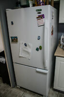 Fridge and Stove for Sale - White - Excellent Condition