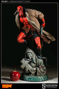 Hellboy Premium Format Figure by Sideshow Collectables
