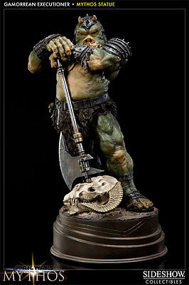 Star Wars - Sideshow Gamorrean Guard Executioner Mythos Statue