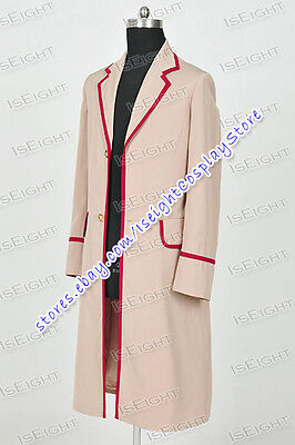 Costume Purchase (Who Purchase Doctor The Fifth Dr Peter Davison Cosplay Costume Trench In)