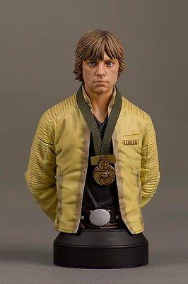 Gentle Giant Star Wars Luke Skywalker Hero of Yavin Mini Bust New