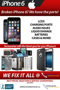 APPLE IPHONE ACCESSORIES & PARTS - BEST PRICES - 4/5/5S/6