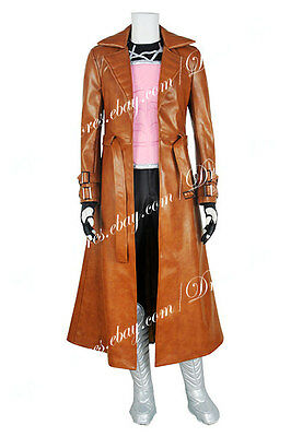X-Men Apocalypse All-New X-Factor Cosplay Gambit Costume Popular Uniform Outfit (Popular Costumes For Men)