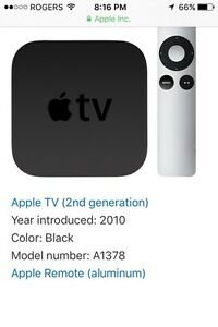 Apple TV 2 , jailbroken