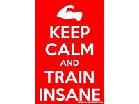 Insanity Cardio Fitness