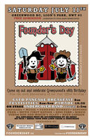 Founder's Day - Saturday July 11th - Greenwood, BC