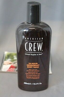 American Crew 24 hour deodorant body wash Duschgel 450ml