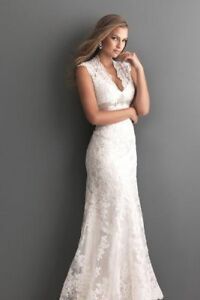 Allure Romance Wedding Gown size 8