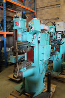 Auction of forklifts, lift trucks, spot welders, lathes