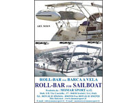 ACCESSORIES for SAILBOATS - AWNING - BIMINI- SPRAY HOOD - DODGERS - ROLL BAR SAILBOAT-COVER FENDERS