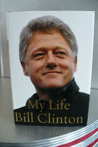 MY LIFE BILL CLINTON ( biography )