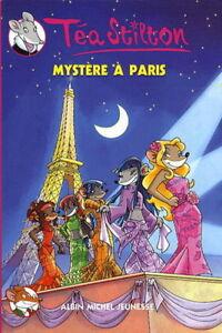 TÉA STILTON MYSTÈRE À PARIS