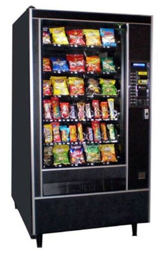 AP 113 REFURBISHED 5 WIDE SNACK VENDING MACHINE AUTOMATIC PRODUCTS