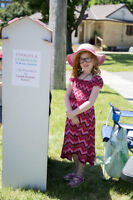 BOOKS, LEMONADE & COOKIE STAND - for Guelph Humane Society