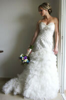 Robe de mariée comme neuve/ wedding dress like new