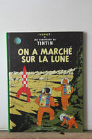 Tintin On a marché sur la lune