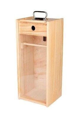 Licht, Starke Holz (PETROMAX Holzbox Transportbox Box Kiste für Starklichtlampe HK 500 / 350 Outdoor)