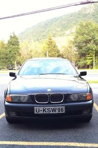 BMW 540i (sport pack)