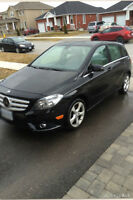 2013 Mercedes-Benz B-Class Hatchback Lease takeover