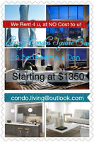 Luxury Square One Condos + Great Amenities + Great Location