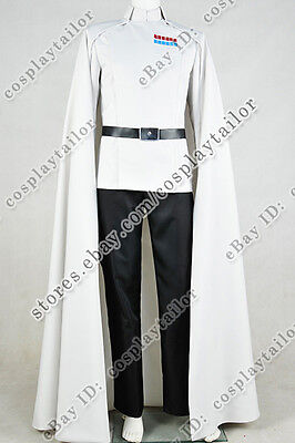 Star Wars Rogue One Director Krennic Cosplay Costume Well Made With High Quality](High Quality Star Wars Costumes)