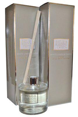 La Maison Baylis & Harding Luxury Fragranced Diffuser Duo Offer