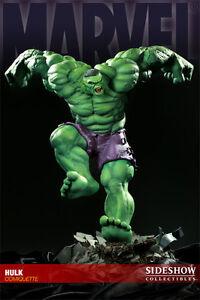 Sideshow Marvel hulk comiquette 1/4