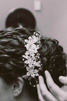 Bridal Hairpiece - $75 OBO