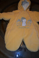 snuggle suit for newborn up to 6 months