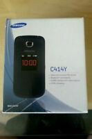 Samsung SGH-C414Y Flip Phone