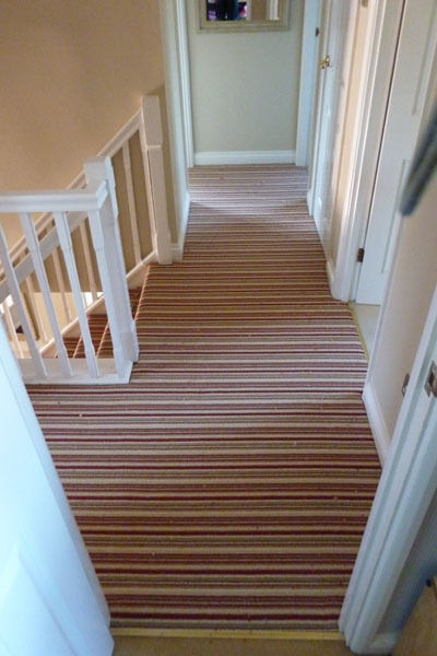 experienced carpet fitter