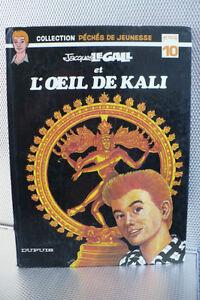 L'OEIL DE KALI ( Bandes Dessinées )