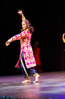 Anjana Babbar's Bollywood & Kathak dance classes