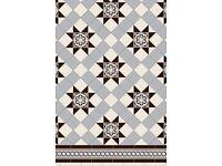 Original Style Blenheim Victorian Tiles - Job Lot