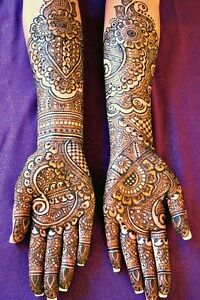Henna Designs /bridal henna,Henna Party(chamicals Free) Stratford Kitchener Area image 6