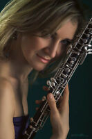 Saxophone, Flute, Oboe lessons