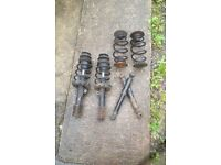Vauxhall Astra g suspension kit