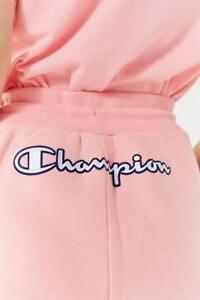 Champion Reverse Weave Rose Shorts Sz M
