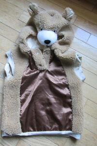 Costume ourson