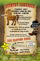 Student volunteers for Country Jamboree Family Day needed