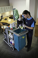 I Am Seeking A Part Time Commercial Cleaning Position