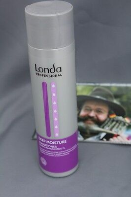(5,36€/100ml) NEU Londa Deep Moisture Conditioner 250 ml