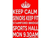 OVER 50s and BEGINNERS KEEP FIT - Stamford Bridge