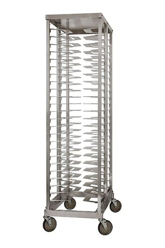 "Double Deep Pizza Rack, 3"" Spacing, 40 Pan Capacity (X)"