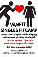 FREE Singles Fitcamp